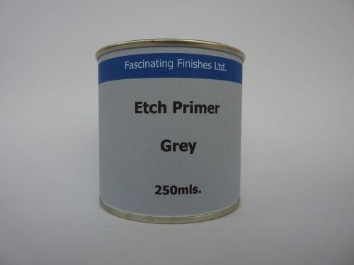 250Mls   Etch Primer Galvanised Steel Aluminium Metal Anti Rust