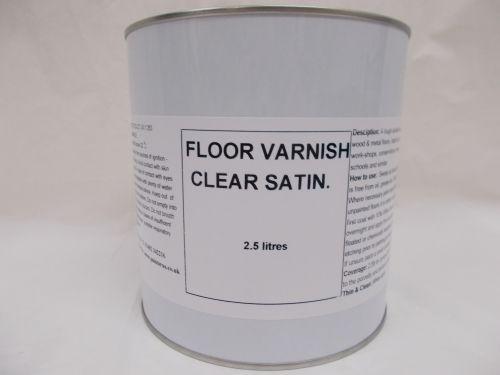 Varnish & Stains