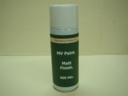 400Mls Matt Military Vehicle Paint Nato Green Desert Sand Army Olive Drab