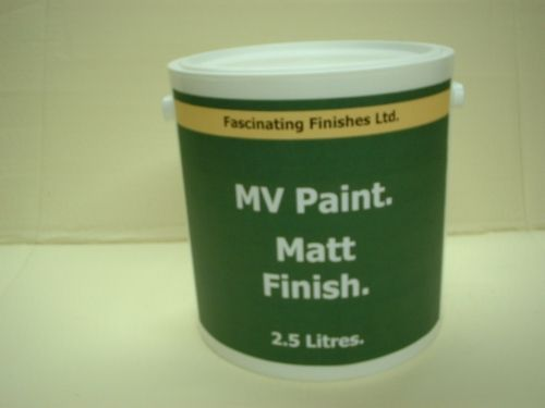 2.5lt Matt Military Vehicle Paint Nato Green BS381c 285