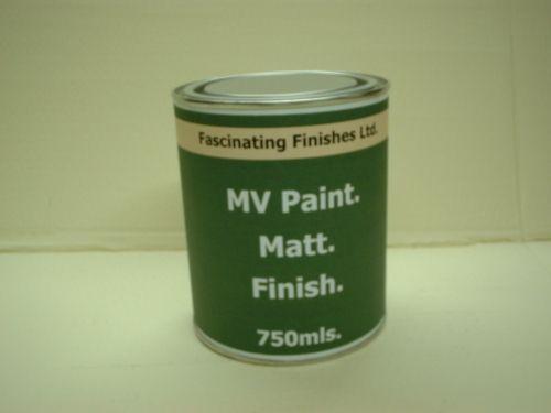750Mls Matt Military Vehicle Paint Desert Sand BS381c 361