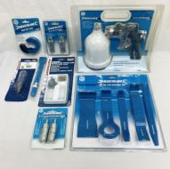 9 Piece Automotive Repair and Restoration Kit.