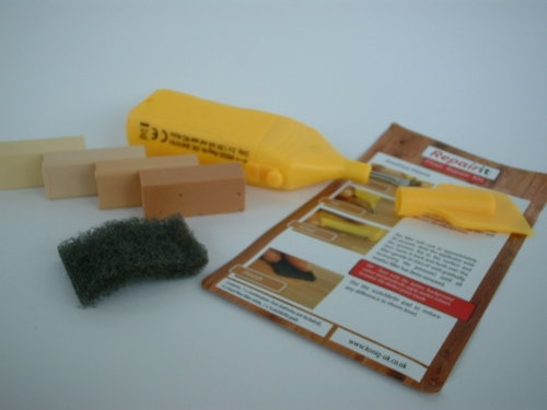 Laminate Floor Worktop Furniture Melamine Repair Kit