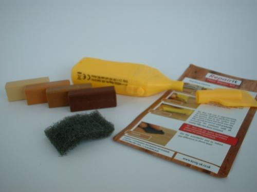 Laminate Floor Worktop Furniture Melamine Repair Kit
